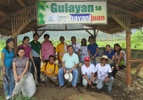 Sustainable Livelihood for the residents of Southville 7, Calauan, Laguna
