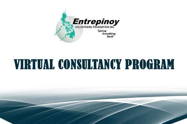 Virtual Consultancy Program for Micro, Small and Medium Enterprises (MSMEs)