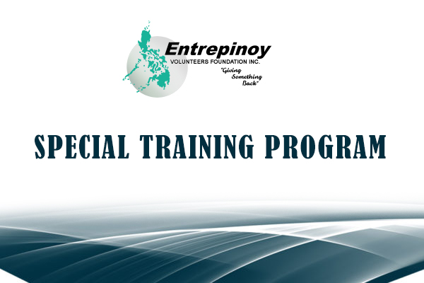 Special Training Program (by request)